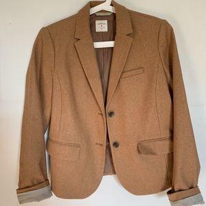 GAP Jackets & Coats - Gap camel Academy Blazer